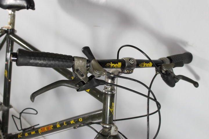 Cinelli rampichino columbus shimano mountain bike for Rampichino cinelli