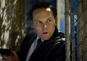 """TVLine's Performer of the Week: Kevin Chapman - Well deserved!! While people were understandably upset with the death of Carter, not many have noted how AMAZING Kevin Chapman's Fusco was in """"The Crossing"""". I'm glad he was recognized here. GO CHAPPY!!!"""