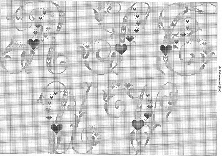 je l'aime aussi alfabeto 6