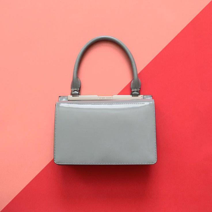 Etienne Aigner Colette Flap Bag, $345. Fall 2016.