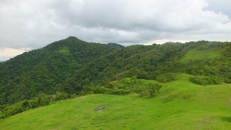 trail to Natilos peak