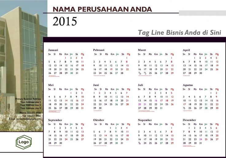 Kalender 2015 Indonesia - Design_23_Layers