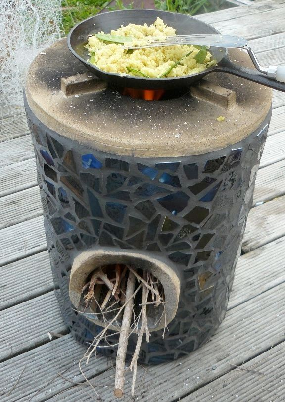 ~*~LOVE IT~*~ COB ROCKET STOVES TO COOK AND HEAT WITH | the rocket stove was originally designed for cooking where a ... by lila