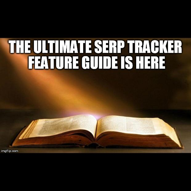 17 awesome SERP tracker features that will evolve your SEO to the next level [BLOG]  https://blog.proranktracker.com/evolve-your-seo-to-the-next-level/  Tags: Google Local SERP, Google Maps SERP, Google ranks, Google secret, Local SEO, Local SEO Rank, Local SEO Ranking, Rank Tracker, SEO, SERP, ProRankTracker  Hashtags: #GoogleLocalSERP #GoogleMapsSERP #GoogleRanks #GoogleSecret #LocalSEO #LocalSEORank #LocalSEORanking #RankTracker #SEO #SERP #ProRankTracker