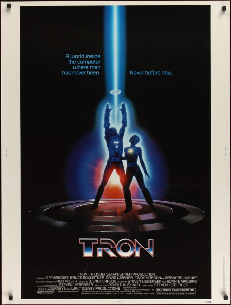 Tron Movie Poster Viewing Gallery Movie Poster Movie