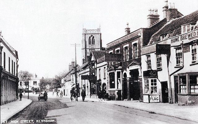 Old Somerset market town of Keynsham - List of public hous… | Flickr