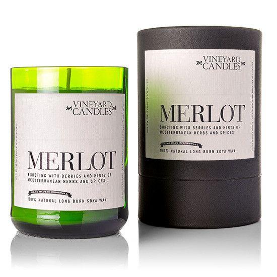 Vineyard Merlot Candle