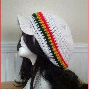 Easy Crochet Rasta Hat Pattern : 17 Best images about Womens fashion on Pinterest ...