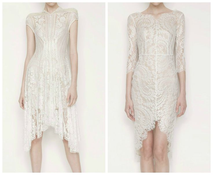 Vintage Lace Wedding Dresses | The Timeless Elegance of the Short Lace Dress