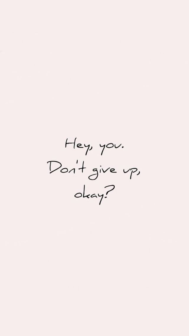 Note to self StayInspired NeverGiveUp YouGotThis