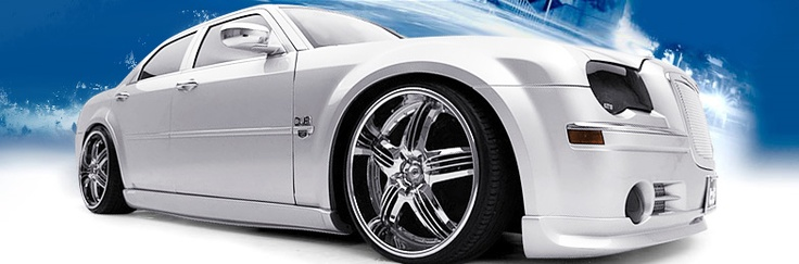 Chrysler 300 Accessories