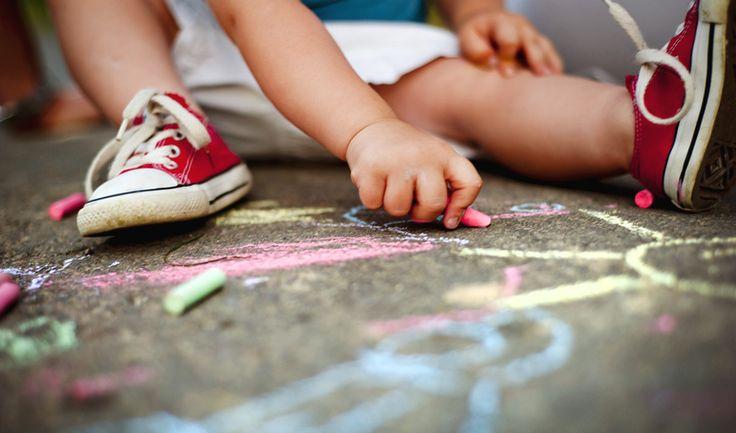 101 Genius Sidewalk Chalk Ideas To Crush SummertimeBoredom
