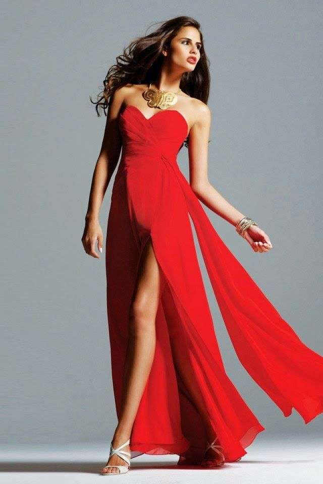 Hermosos vestidos de fiesta | Colección Gala