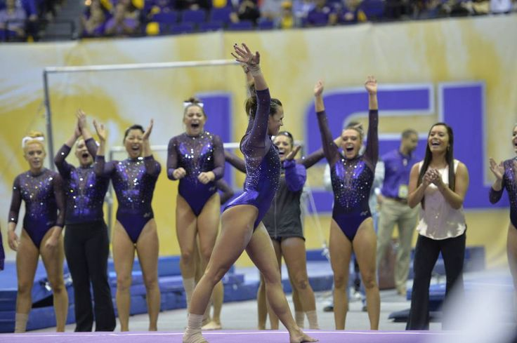 Photo Gallery: Ashleigh Gnat - LSUsports.net - The Official Web Site of LSU Tigers Athletics