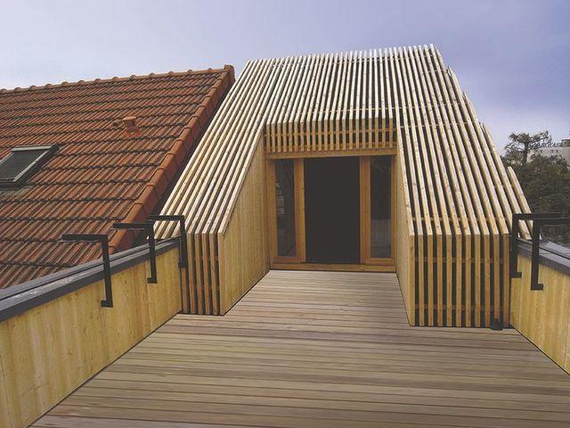 17 meilleures id es propos de bardage en bois sur for Cloison demontable chambre