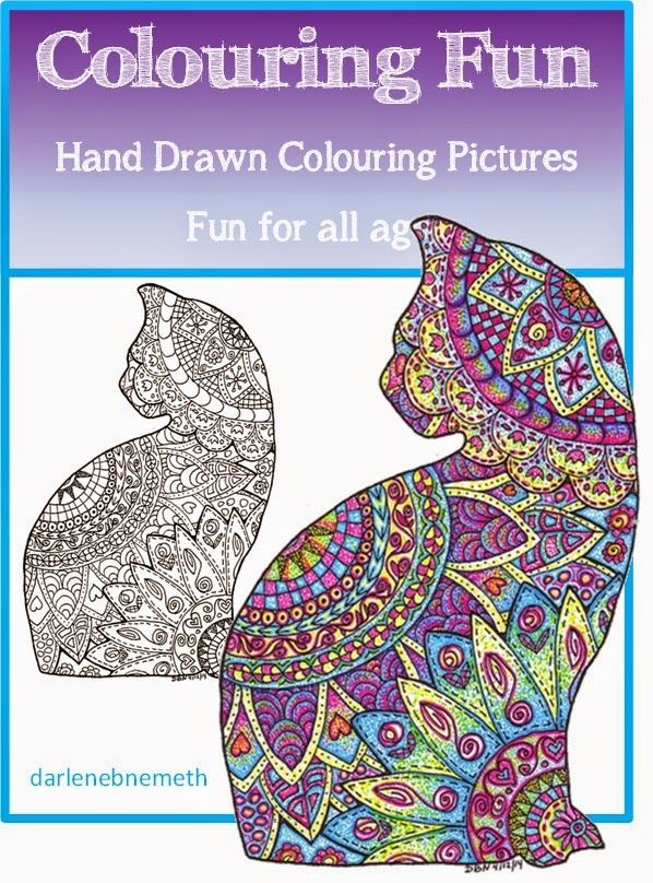 You will LOVE these Colouring Pages! Go this blog to get your FREE colouring page. Fun For all Ages