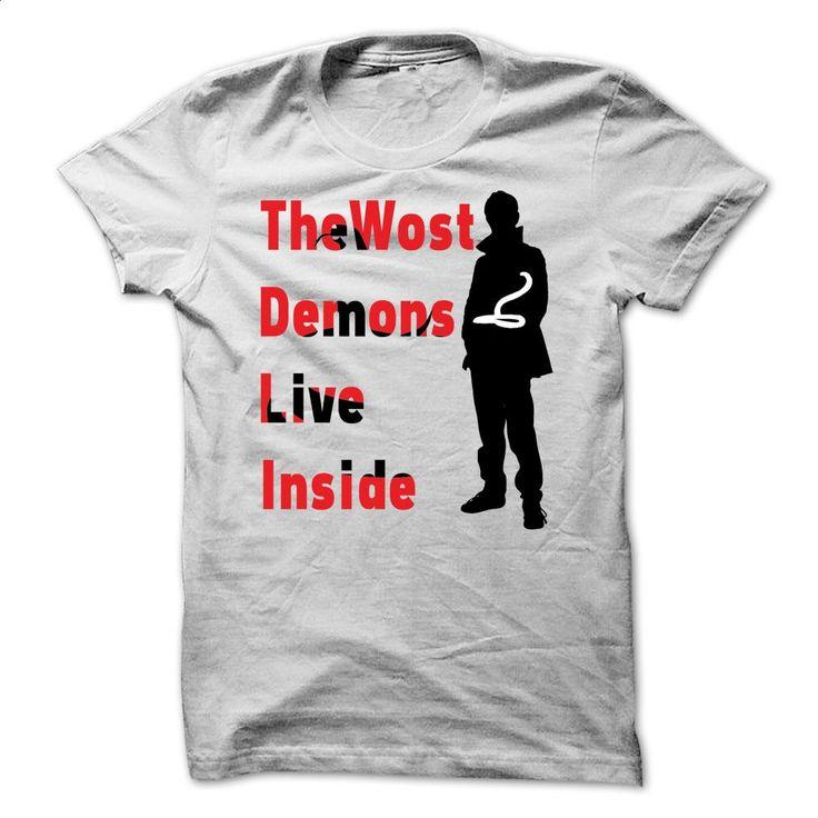 Inner Demons  T Shirt, Hoodie, Sweatshirts - custom tshirts #shirt #fashion