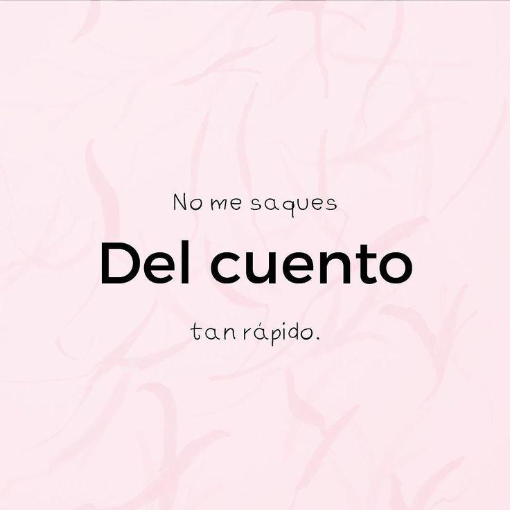 Que sea siempre como un final feliz pero sin final. #garitma #garitmatico