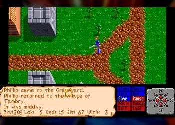 The Faery Tale Adventure: Book I (1987)