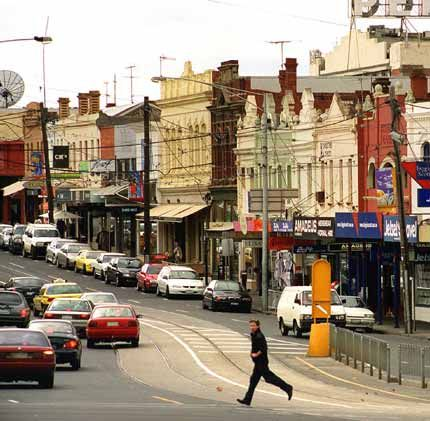 Chapel Street - Melbourne Australia...my home for 8 months!