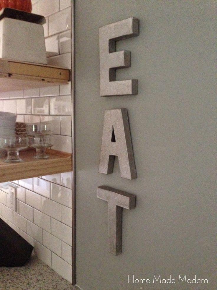 27 best DIY kitchen art images on Pinterest
