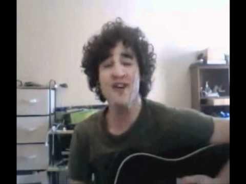 Darren's Glee audition