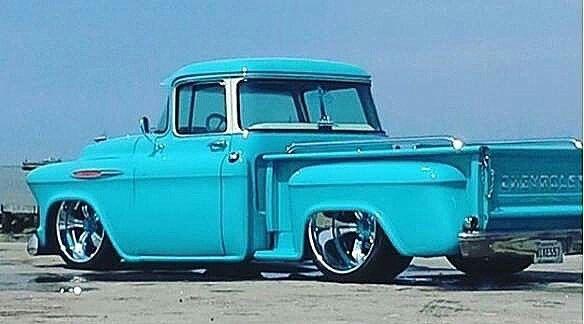 57 Chevy Bowtie Chevy Trucks 57 Chevy Trucks Chevy Pickup Trucks