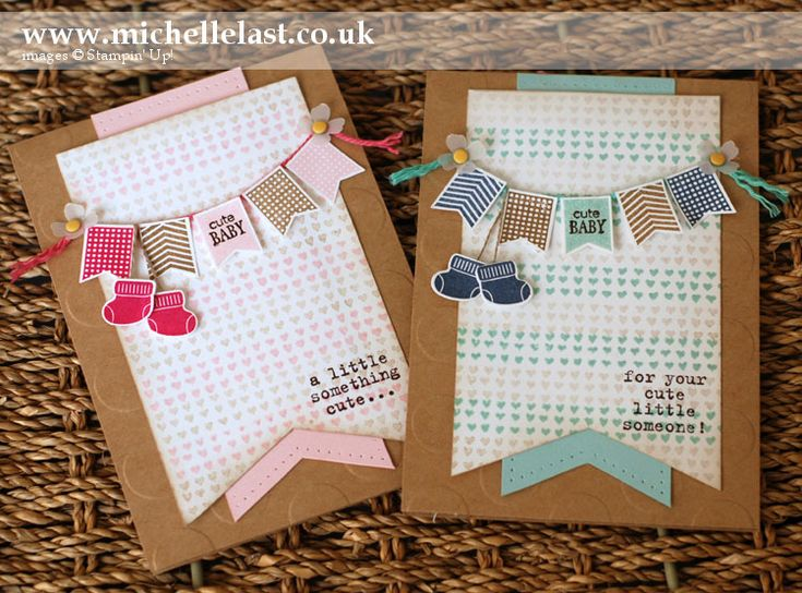 25+ best ideas about Handmade baby cards on Pinterest ...