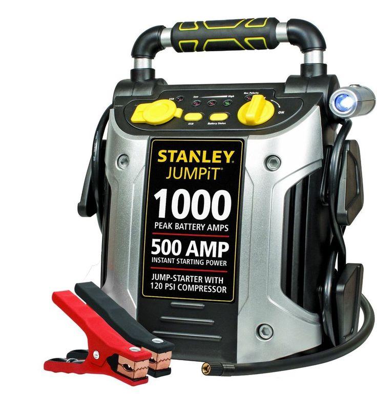 1000 Amp Car Starter Start Auto Jumper Battery Portable