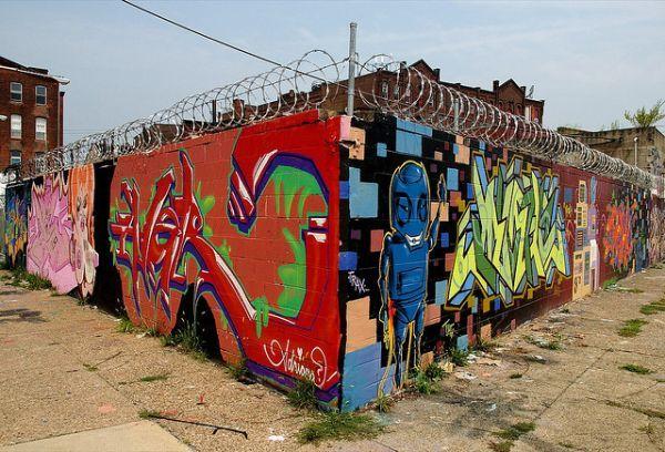 urban art philly Urban Canvas: Graffiti or Urban Street Art in Philadelphia?