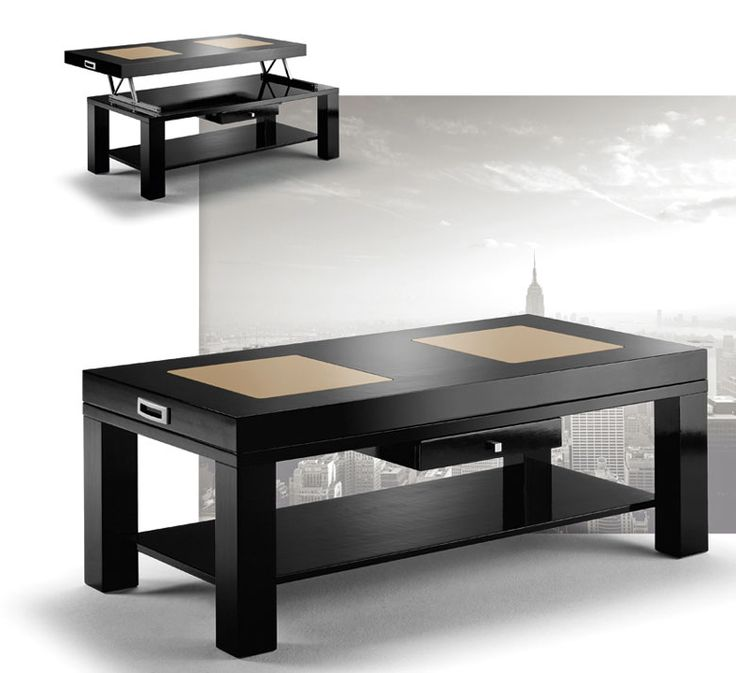 M s de 25 ideas incre bles sobre mesa centro elevable en - Mesa salon elevable ...