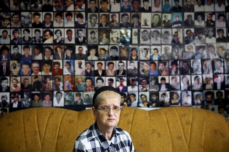 20 Years Since the Srebrenica Massacre - The Atlantic