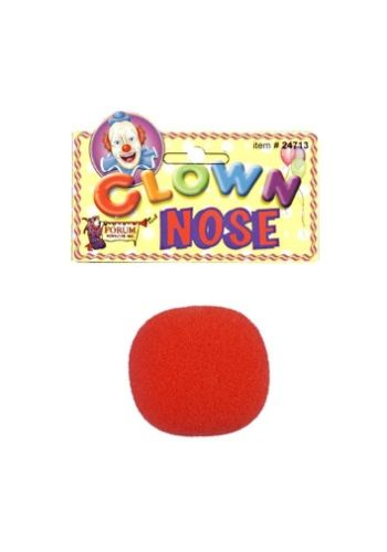 Nice Funny Costumes - Clown Nose just added...