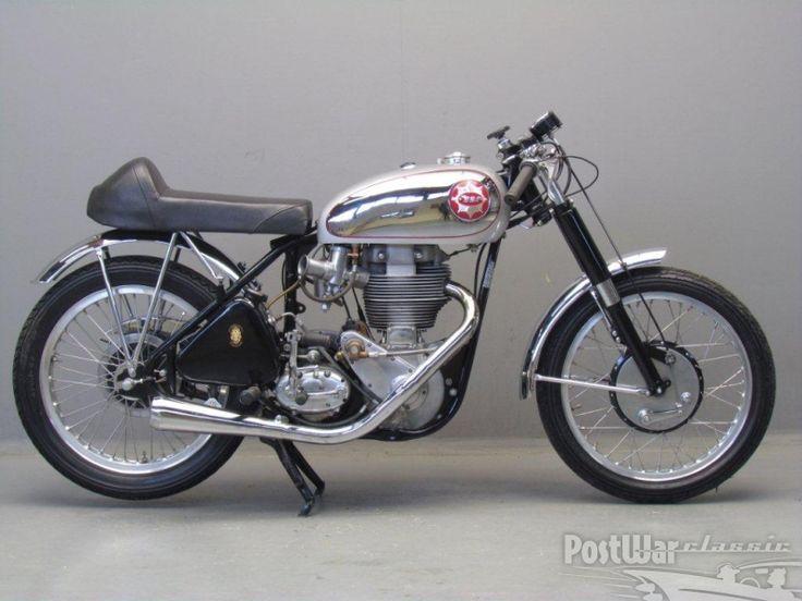 BSA Daytona Goldstar 500cc 1 cyl ohv 1956 for sale