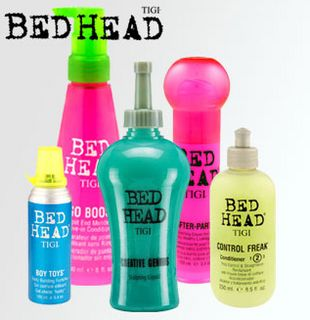 Bed Head Hair Products. the alltime BEST  line of hair pruduct