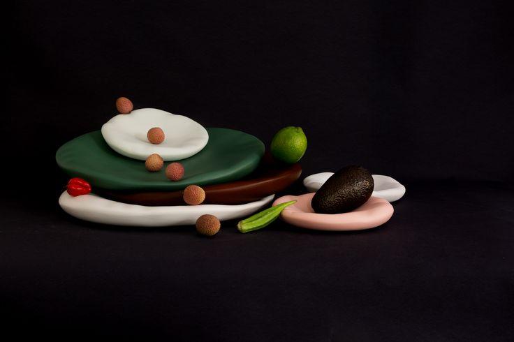 Canova plates for Moustache