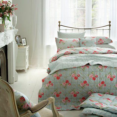 Buy Cath Kidston Antique Rose Bouquet Bedding Online at johnlewis.com