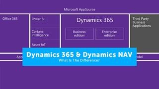 Microsoft Dynamics 365 and Dynamics NAV - What is the difference?  #TRIMIT #MSDynNAV #ERP