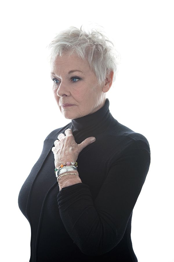 The 25+ best Judi dench hairstyle ideas on Pinterest ...