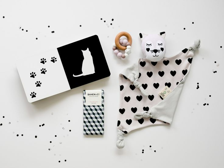 Unique Baby girl gift hamper | Night Cat | Kitty Kippin | Young Willow