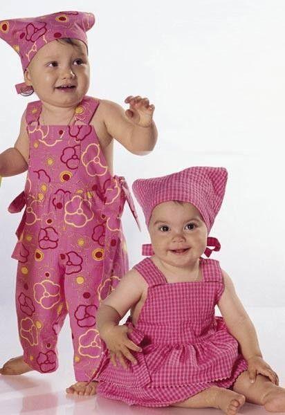 Burda patroon jurk/broek