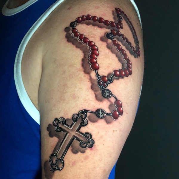 Tatuaż Krzyż Znaczenie Historia 150 Zdjęć Pomysł Na