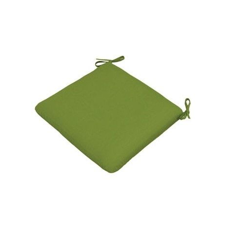 """Casual Cushion 308-1429 Large Seat Pad, 19"""" x 18"""" (Polyester), Outdoor Cushion"""