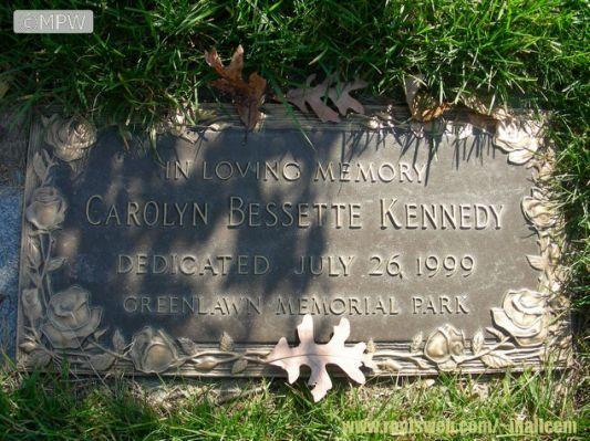 Carolyn Bessette Kennedy Closet
