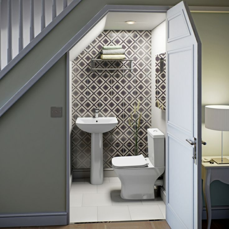 Small toilets – practical design tips
