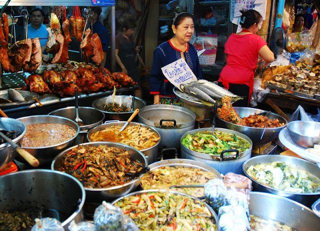 5 BEST MARKETS FOR STREET FOOD IN BANGKOK