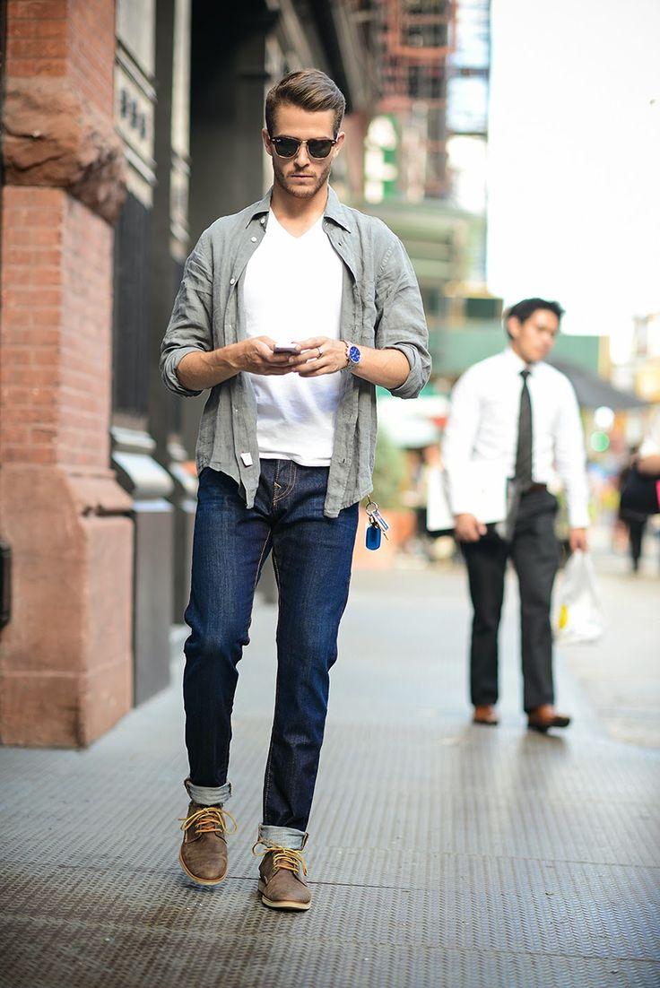 1125 best Men's Fashion images on Pinterest   Menswear, Men ...