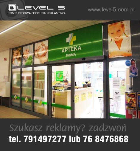 Branding lokali usługowych w Lubinie, Legnicy, Polkowicach, Głogowie, Legnicy, Chojnowie, Chocianowie, Jaworze