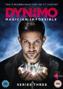 Dynamo: Magician Impossible - Series 3 [DVD]: Amazon.co.uk: DVD & Blu-ray