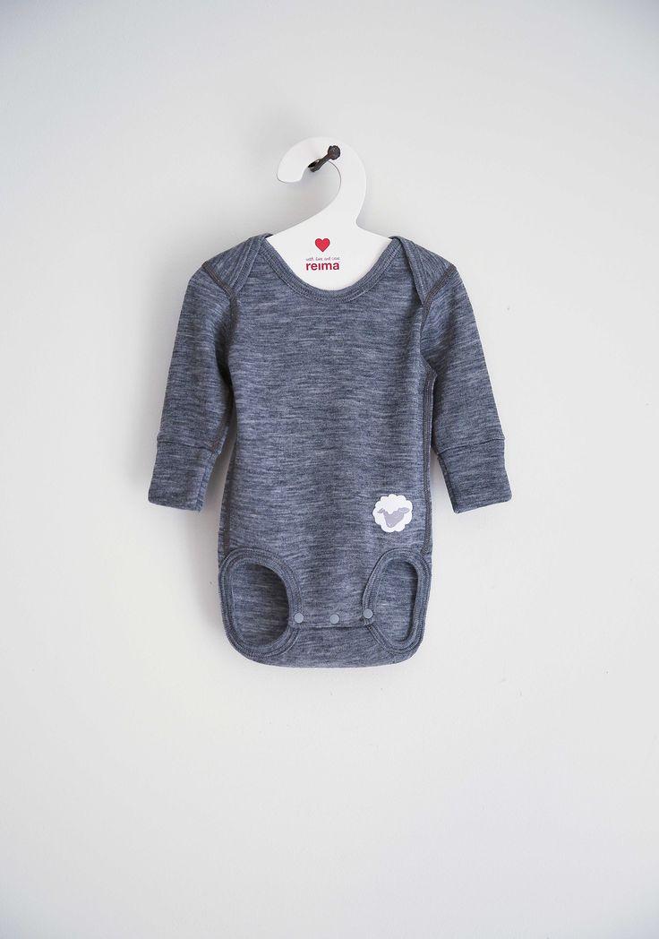 Babies' bodysuit UTU #reima #AW15 #newborn